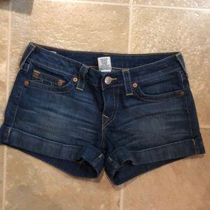 Women's True Religion Shorts size 30